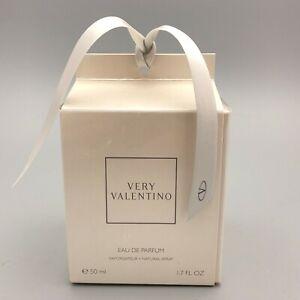 NWOT Ver Valentino Eau de Parfum 50ml Discontinued Fragrance Perfume 24072 CP