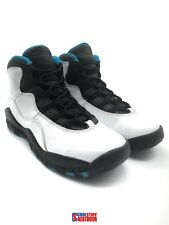Nike Air Jordan X 10 Powder Blue 2014 Gs Big Kids 310807-106 Size 7Y