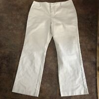 Old Navy Chinos Pants Size 18 Regular Cotton Stone Beige Comfort