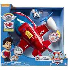 🔥 Paw Patrol  Air Patroller Plane Helicopter Toy Play sea sub mission rescater