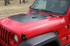 2018-Up Jeep Wrangler JK Hood Decal Graphic NEW Pick Color