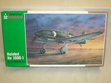 """Special Hobby 1/32 Scale Heinkel He 100D-1 """"He 113 Propaganda Jager"""""""