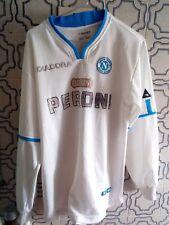 maglia trasferta Napoli 2000/02 vintage Diadora tg l maniche lunghe