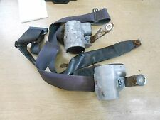 ALFA ROMEO 105 2000 GT VELOCE PAIR OF FRONT SEAT BELTS DRIVER PASSENGER FRONT