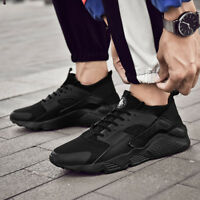 Mens Trail Running Shoes Casual Sneakers Lightweight Breathable Athletic Walking