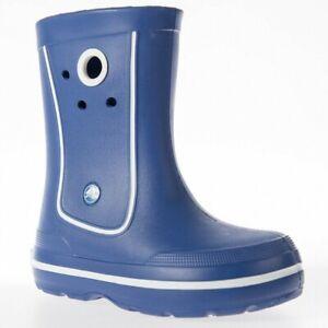 Crocs Jaunt Kids Boot wellies rain boots Uk size 1