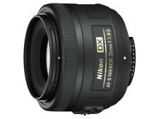 Objetivo - Nikon AF-S DX NIKKOR 35 mm f/1.8G