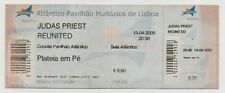 PORTUGAL JUDAS PRIEST REUNITED TICKET 2005