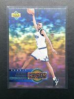 1993-94 Upper Deck Anfernee Hardaway RC, Rookie Holojam Refractor, Magic