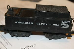American Flyer #21145   TENDER (ONLY)  EXCELLENT PLUS CONDITION