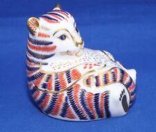 Porcelain/China Birds Paperweight Porcelain & China