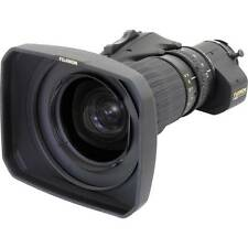"NEW Fujinon HA18X5.5BERM-M6 2/3"" Lens w/ Servo Zoom & 2x Extr **Finance w/ AC**"