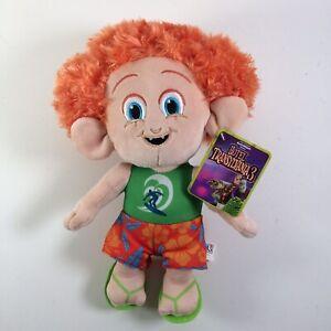 Hotel Transylvania 3 Dennis Plush Soft Toy with Tag Denisovich Vampire Child