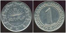 ALGERIE  ALGERIA 1 dinar 1983   (  SUP  )