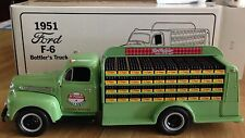 First Gear 1951 Ford F-6 Dr Pepper Bottler's Truck 1/34 scale 1993 Release