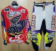 SINISALO HONDA vintage motocross gear