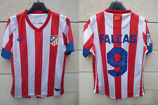 Maillot ATLETICO MADRID 2013 NIKE camiseta FALCAO n°9 jersey shirt football M