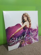 TAYLOR SWIFT SPEAK NOW 2 VINYL LPs SEALED 2010 Release Bigmachine Untouched mint