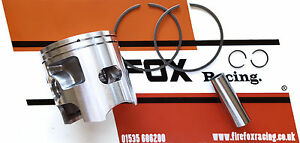 Kawasaki KDX200 KDX 200 1986 - 2006 66.00mm Bore Mitaka Racing Piston Kit