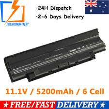 6 Cell Battery for Dell Dell Vostro 1440,1450,1540,1550,3450,2420,2520,3550,3555