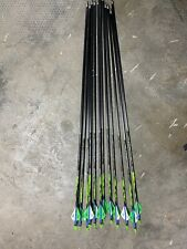 Easton Wild Thing Bloodline Carbon Arrows, Set Of 12