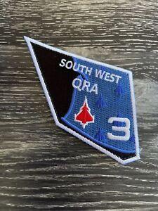 Patch Armee De L'air QRA 3 South West Rafale