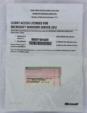 BRAND NEW  Microsoft Windows Server 2012 5 User CAL HP 701915-A21