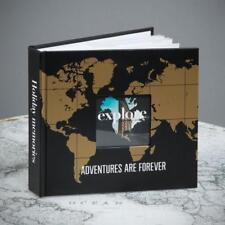 Adventure Theme Photo Album Gift Boxed HM284