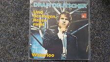 Drafi Deutscher - Und der Regen, Regen rinnt 7'' Single