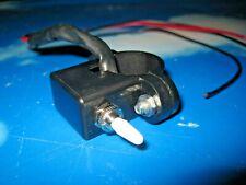 Universal Motorcycle Handlebar 3 Wire Hazard Switch