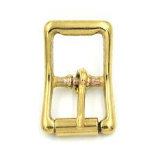 c8e7c0380 Belt Buckle Strap Lot Leathercraft Bronze Gold Antique Vintage Brass 8 Size  DIY 20x43mm 2