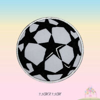 Football Sports Embroidered Iron On Sew On Patch Badge For Clothes etc