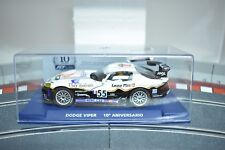 96091 Fly Car Model 1/32 Slot Car Viper Gts-R 10 Aniversario A-2010