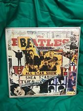 The Beatles 1998 Apple Corps 500 Piece Puzzle in Frame