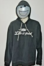 Life is Good. mens go to hoodie  new with tags