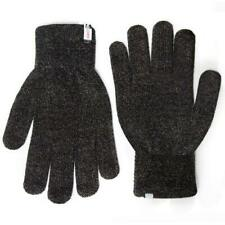 AGLOVES UNISEX SPORT TOUCHSCREEN GLOVES MEDIUM/LARGE BLACK