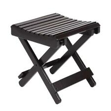 Hot Bamboo Folding Shower Stool Seat Spa Bench Chair Foot Rest Bathroom Wood Us