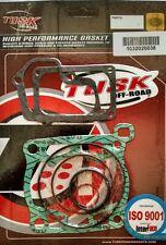 Tusk Top End Gasket Kit 1998-2002 Suzuki RM125 RM 125