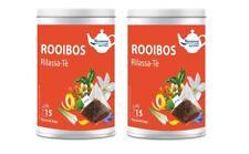 Tè Rooibos Rilassa-te, 2 Barattoli con 15 Filtri Piramidali da 2,25g - Novarese