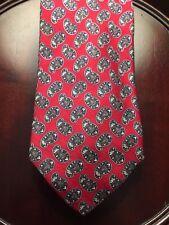 Amazing Recent Heavy Textured Robert Talbott BOC Tie- Wow!!