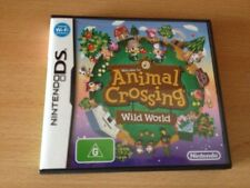 Animal Crossing Wild World NDS Aus PAL