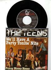 """7 """" The Teens - We´ll have a party tonite´nite"""