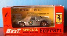 FERRARI 250LM #30 30x ANNIVERSARIO 1964 1994 BEST PR07 1/43 MADE IN ITALY ITALIE