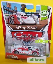 B - SHU TODOROKI - #12 WGP No 7 Disney Cars 2 World Grand Prix auto die-cast car