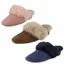 Ladies Morlands Slippers 'Moffat'