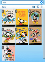 Topps Disney Collect - D23 Exclusive Earth Day set DIGITAL