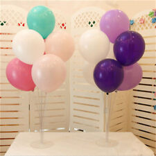 1 Set Sucking Plastic Balloon Column Base For Wedding Birthday Party Decor new.