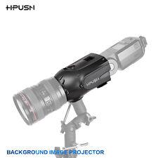 Photo Flash Speedlite Based image Projector Strobe Light Backdrop for Canon Lens