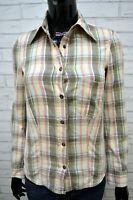 Camicia a Righe Donna MARLBORO CLASSICS Taglia XS Manica Lunga Shirt Woman