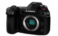 Neues AngebotPanasonic dc-g9 g9 Kompakte digitale Systemkamera Body